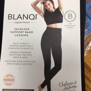 BLANQI Pants - Blanqi support band leggings